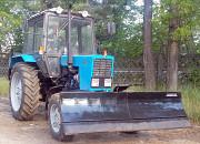 Отвал бульдозерный коммунальный гидроповоротный ОБК-2500 Минск