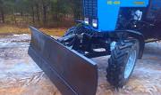 ОБК - 2500С лопата сменная коммунальная на ОБГ-2000, ОБН-2000 Минск