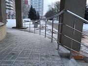 Ограждения пандусов из нержавеющей стали для инвалидов Минск