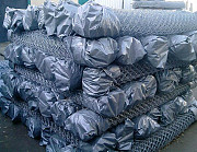 Сетка рабица оцинкованная, цены производителя, доставка Минск