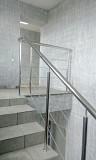 Тросовые ограждения лестниц из нержавеющей стали Минск