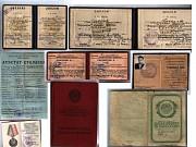 Документы СССР дипломы, удостоверения, свидетельства и др Витебск