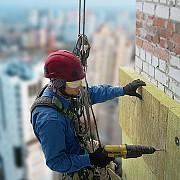 Утепление фасадов, высотные работы Речица
