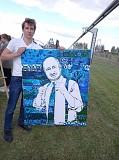 Необычное и весьма удивительное развлечение на корпоратив - изготовление картины своими руками ! Минск