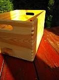 Ящик деревянный без гвоздей. Гродно