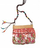 Летняя сумочка в индийском стиле из нежного шелка, на молнии, абсолютно новая, пр-во Польша Минск
