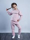 Детский спортивный костюм для девочки темно розового цвета. Рост 104, 110, 116, 122, 128 и 134 см Минск