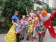 Аниматор(клоун) на детский праздник мыльные пузыри, бумажное шоу Минск