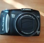 Цифровой фотоаппарат Canon PowerShot SX120 IS Минск