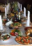 Заказ готовой еды из кафе на поминальный стол с доставкой Минск
