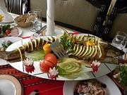 Доставка еды из кафе для праздника дома Минск