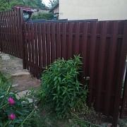Установка заборов, калиток, ворот Минск