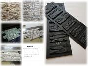 Продам форму для самостоятельного изготовления декор кирпичика из гипса и цемента Брест