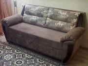 Продам раскладной диван с ящиком для белья Минск