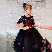 Платье вечернее детское Жлобин