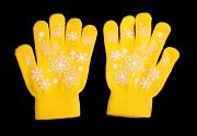 Веселенькие детские перчатки безразмерные, шерстяные, новые Минск
