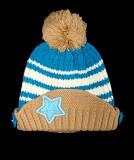 Теплая зимняя шапочка на мальчика 1-4 года, новая Минск