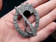 Нагрудный штурмовой пехотный знак II степень, Вермахт Гомель