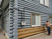 Выполняем все виды работ по срубу деревянных домов и бань Смолевичи