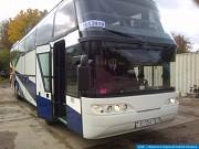 Аренда автобуса с водителем, пассажирские перевозки. Минск
