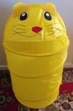 Корзина-котенок для хранения игрушек, новая Брест