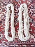 Пряжа-нитки из шерсти овец, деревенские Брест