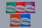 Комплекты, тетради, книги Solutions Third edition Минск