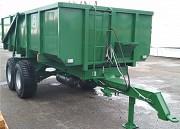 Полуприцеп тракторный самосвальный ПСТ-9 (собственное производство) Бобруйск