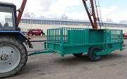 Полуприцеп для перевозки свиней ТТ-1С (производитель) Бобруйск