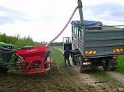 Шнек перегрузочный для загрузки сеялок и посевных агрегатов на а/м МАЗ Минск
