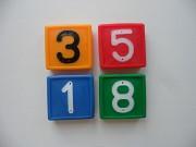 Номерной блок для ремней (от 0 до 9 желтый) КРС Полоцк