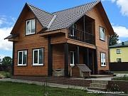 Новый коттедж на природе недалеко от Минска Столбцы