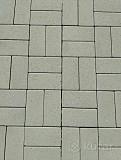Тротуарная плитка ''Кирпичик'' без фаски 198*98*60 вибропрессованная собственного производства Минск