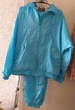 Спортивный голубой костюм, р.48-50, новый Брест