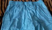Спортивные брючки, новые, р.48-50, рост 162-170см, голубые Брест