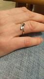 Кольцо золотое с сапфиром Брест