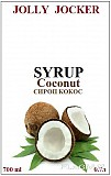Сироп для кофе и коктейлей Кокос Jolly Jocker Coconut Минск
