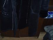 Зимнее кожаное пальто ENDELI производство Турция Минск