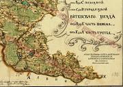 Старинные карты Барановичи