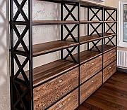 Мебель в стиле лофт - Изготовление мебели Loft на заказ Минск