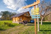 Усадьба Cabin Belarus. Озеро Нарочь, Голубые озера Мядель