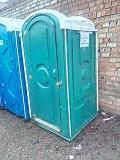 Уличная туалетная кабина Минск