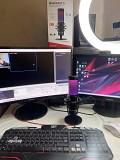 Микрофон HyperX quadcast S Минск