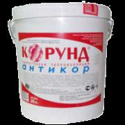 Сверхтонкая жидкая теплоизоляция Корунд Антикор 10 л, 20 л Минск