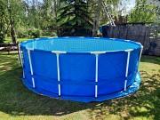 Продам бассейн, диаметр 5 м, высота 1, 1 м Минск