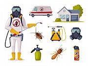 Уничтожение насекомых. Дезинфекция, дезинсекция, дератизация Минск