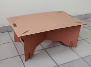 Одноразовый стол Тейпл! Готовое решение для кемпинга Минск
