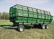 Полуприцеп специальный ПС-60 Минск